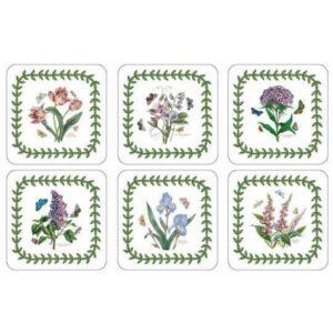 Подставка под бокалы Pimpernel Ботанический сад 10х10см набор 4 шт п к 1
