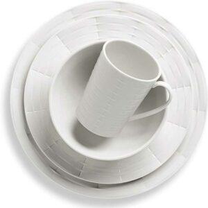Сервиз чайно-столовый Lenox Праздник 365 1 4 белый
