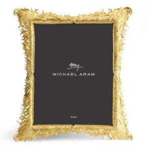 Рамка для фото Michael Aram Перья 32х29см